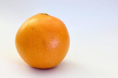 Orange - royalty free stock photo